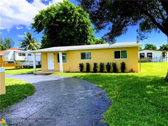 1909 NW 16th St, Fort Lauderdale, FL 33311 (MLS #F10142854) :: Green Realty Properties