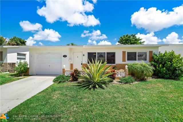 1480 NW 66th Ter, Margate, FL 33063 (MLS #F10142860) :: Green Realty Properties