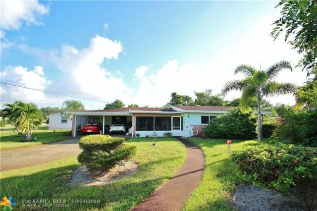 1524 NW 13TH AVE, Fort Lauderdale, FL 33311 (MLS #F10142902) :: Green Realty Properties
