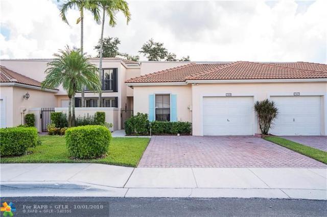 739 SW 158th Ter #739, Pembroke Pines, FL 33027 (MLS #F10142973) :: Green Realty Properties