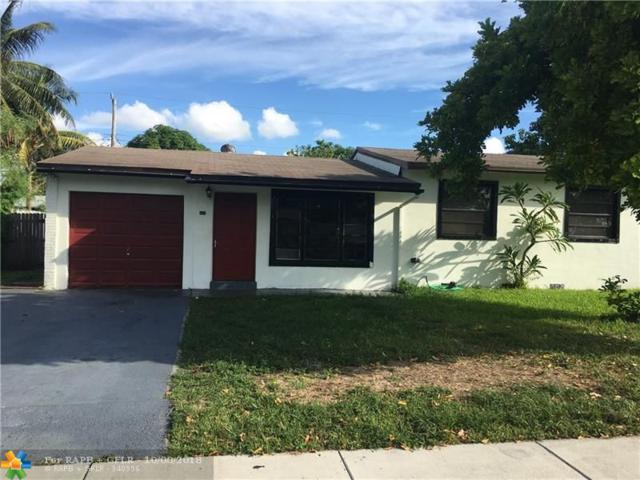 6131 SW 16th St, North Lauderdale, FL 33068 (MLS #F10142984) :: Green Realty Properties