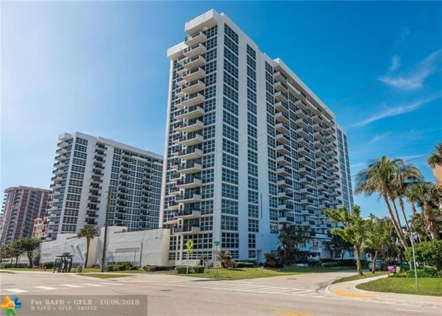 531 N N Ocean Blvd #1904, Pompano Beach, FL 33062 (MLS #F10142989) :: Green Realty Properties