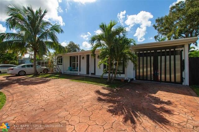 3150 SW 23rd Ct, Fort Lauderdale, FL 33312 (MLS #F10143085) :: Green Realty Properties