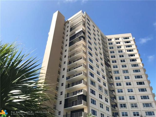 1200 Hibiscus Ave #604, Pompano Beach, FL 33062 (MLS #F10143167) :: Green Realty Properties