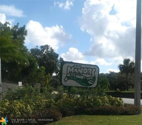 4158 Inverrary Dr #110, Lauderhill, FL 33319 (MLS #F10143194) :: Green Realty Properties