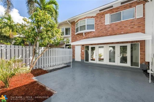 8 Hathaway Ln #8, Wilton Manors, FL 33305 (MLS #F10143209) :: Green Realty Properties