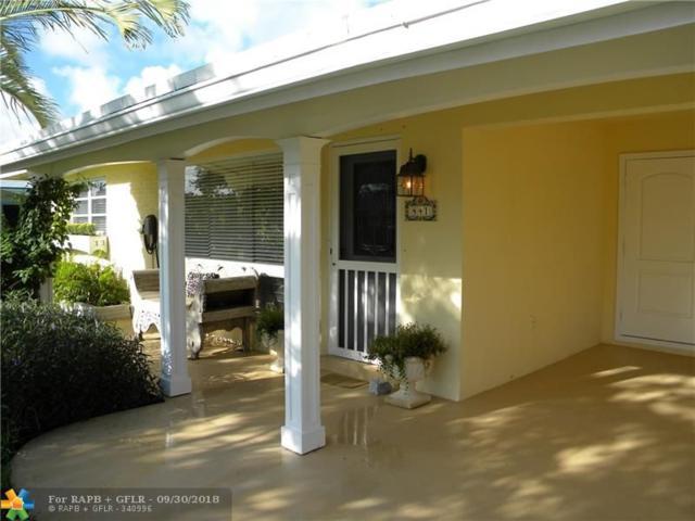441 SE 3rd Ave, Pompano Beach, FL 33060 (MLS #F10143222) :: Green Realty Properties