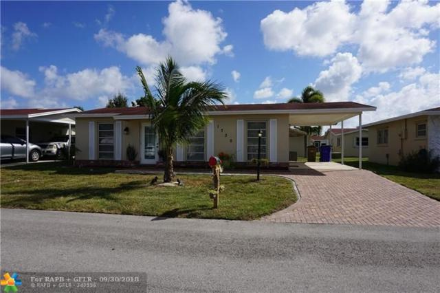 1730 NW 49th St, Pompano Beach, FL 33064 (MLS #F10143224) :: Green Realty Properties