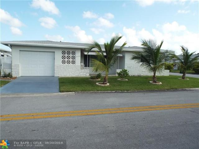 6775 NW 14th Ct, Margate, FL 33063 (MLS #F10143229) :: Green Realty Properties