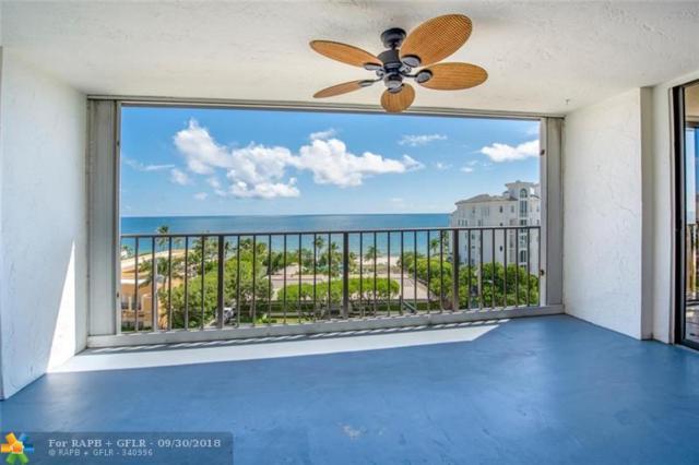 1905 N Ocean Blvd E7e, Fort Lauderdale, FL 33305 (MLS #F10143241) :: Green Realty Properties