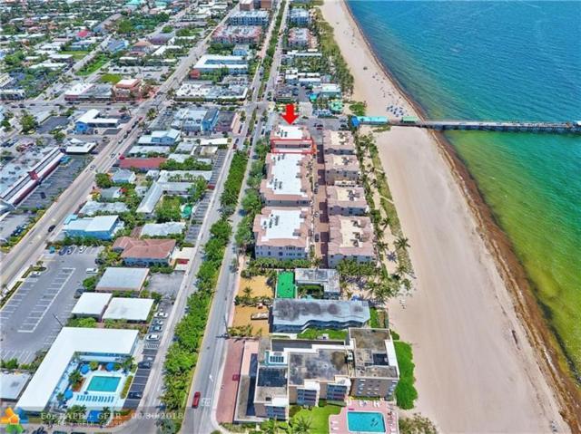 4320 El Mar Drive #403, Lauderdale By The Sea, FL 33308 (MLS #F10143251) :: Green Realty Properties