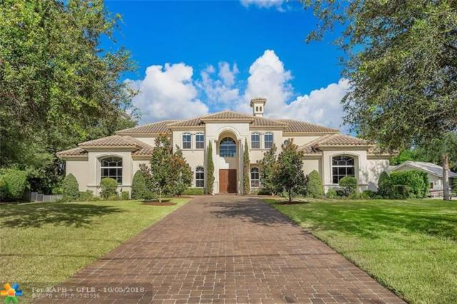 6276 NW 75TH WY, Parkland, FL 33067 (MLS #F10143252) :: Green Realty Properties
