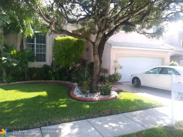 921 SW 101 Terrace, Pembroke Pines, FL 33025 (MLS #F10143306) :: Green Realty Properties
