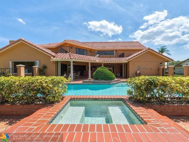 11331 NW 5 Th St, Plantation, FL 33325 (MLS #F10143324) :: Green Realty Properties