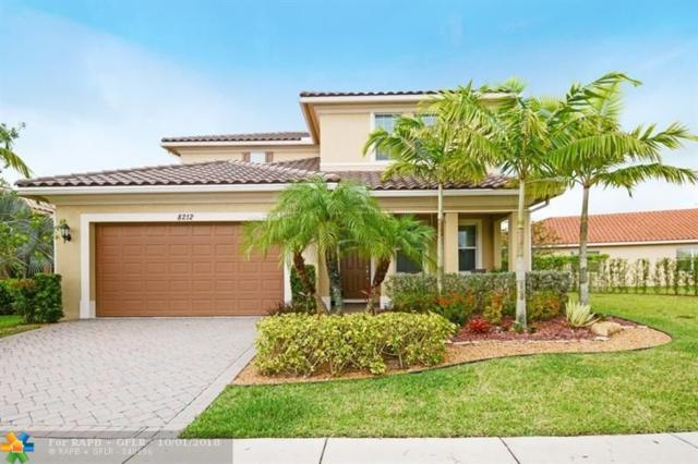 8212 NW 120th Way, Parkland, FL 33076 (MLS #F10143336) :: Green Realty Properties