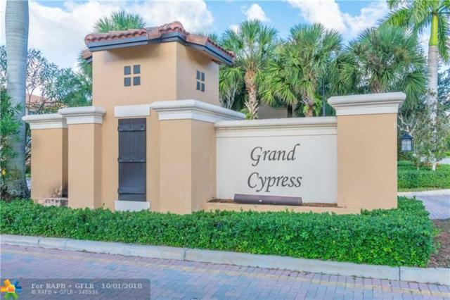 4785 Preserve St #4785, Coconut Creek, FL 33073 (MLS #F10143348) :: Green Realty Properties