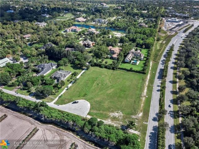 Lot 1 & 2 NW 72nd St, Parkland, FL 33067 (MLS #F10143387) :: Green Realty Properties