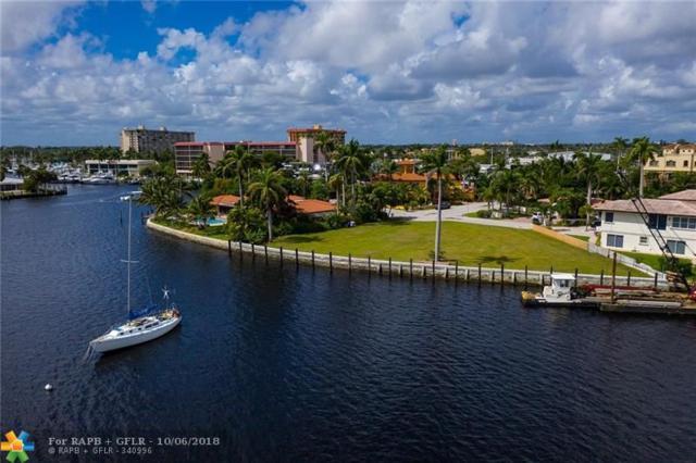 300 Circle Dr, Pompano Beach, FL 33062 (MLS #F10143416) :: Green Realty Properties