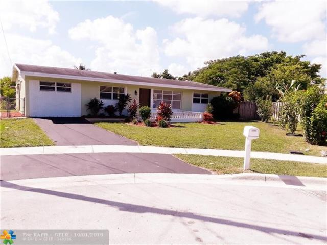 5821 NW 20th Court, Margate, FL 33063 (MLS #F10143420) :: Green Realty Properties