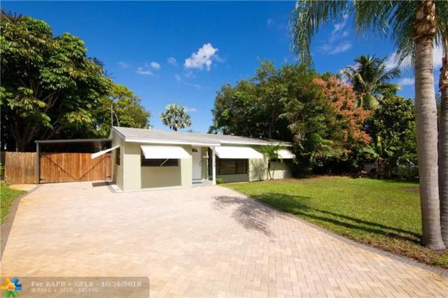 2265 SW 15th Ct, Fort Lauderdale, FL 33312 (MLS #F10143442) :: Green Realty Properties