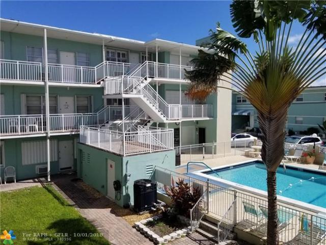 1504 S Surf Rd #52, Hollywood, FL 33019 (MLS #F10143480) :: Green Realty Properties