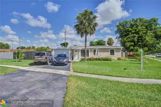 1301 NW 62nd Ave, Margate, FL 33063 (MLS #F10143502) :: Green Realty Properties