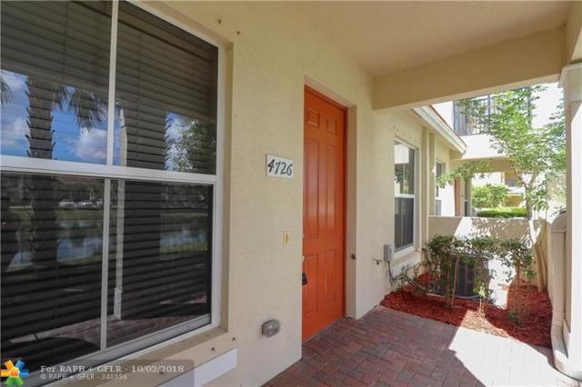 4726 Sierra Ln #4726, Coconut Creek, FL 33073 (MLS #F10143515) :: Green Realty Properties