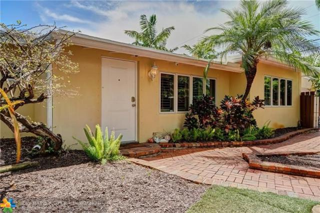 1810 NE 16TH TE, Fort Lauderdale, FL 33305 (MLS #F10143543) :: Green Realty Properties