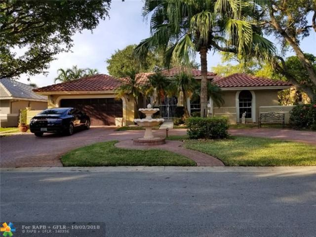 231 NW 118th Ave, Coral Springs, FL 33071 (MLS #F10143550) :: Green Realty Properties