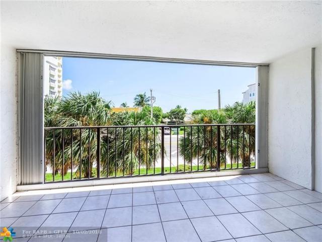 1905 N Ocean E2b, Fort Lauderdale, FL 33305 (MLS #F10143557) :: Green Realty Properties