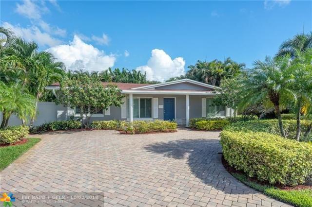 1511 NE 59 Ct, Fort Lauderdale, FL 33334 (MLS #F10143566) :: Green Realty Properties