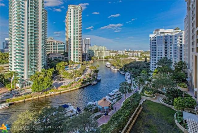511 SE 5TH AVE #1518, Fort Lauderdale, FL 33301 (MLS #F10143568) :: Green Realty Properties