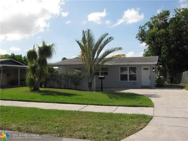 672 NW 20th St, Pompano Beach, FL 33060 (MLS #F10143581) :: Green Realty Properties