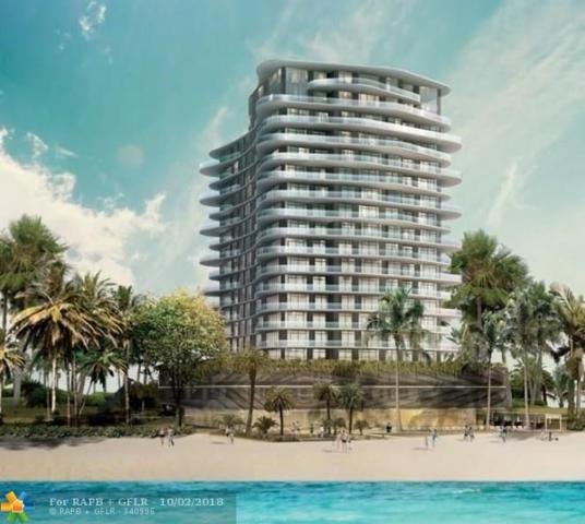 730 N Ocean #1602, Pompano Beach, FL 33062 (MLS #F10143669) :: GK Realty Group LLC