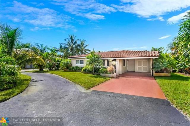 320 NW 35TH CT, Oakland Park, FL 33309 (MLS #F10143696) :: Green Realty Properties