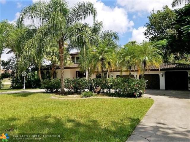 5740 NW 77th Ter, Parkland, FL 33067 (MLS #F10143708) :: Green Realty Properties
