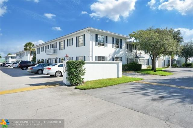 2211 NE 67th St #1122, Fort Lauderdale, FL 33308 (MLS #F10143735) :: Green Realty Properties