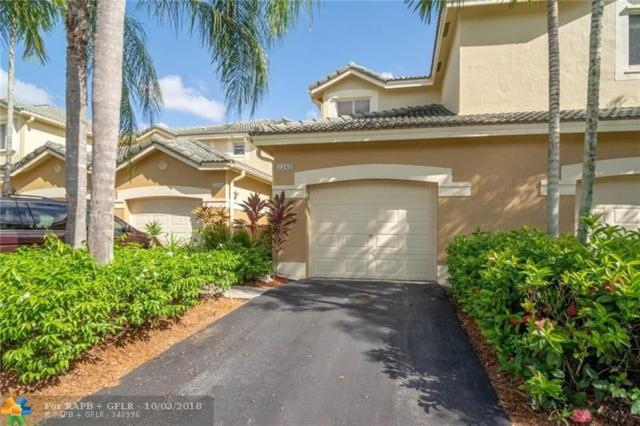 2243 Cordoba Bnd #2243, Weston, FL 33327 (MLS #F10143751) :: Green Realty Properties