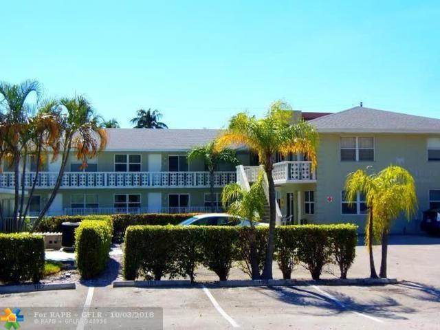 3230 NE 13th St #103, Pompano Beach, FL 33062 (MLS #F10143773) :: Green Realty Properties