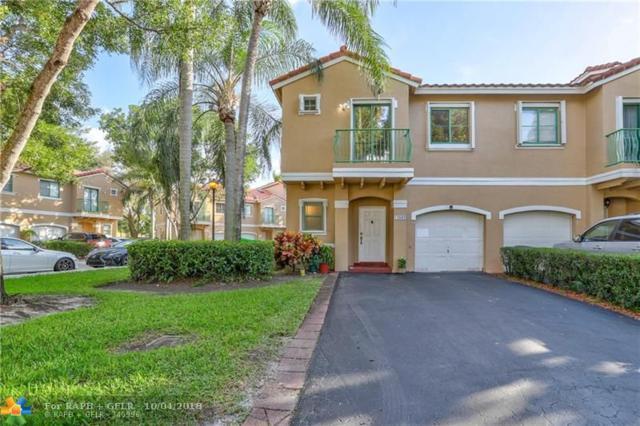 12602 NW 14th St #12602, Sunrise, FL 33323 (MLS #F10143791) :: Green Realty Properties