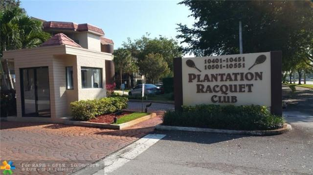 10501 W Broward Blvd #207, Plantation, FL 33324 (MLS #F10143803) :: Green Realty Properties