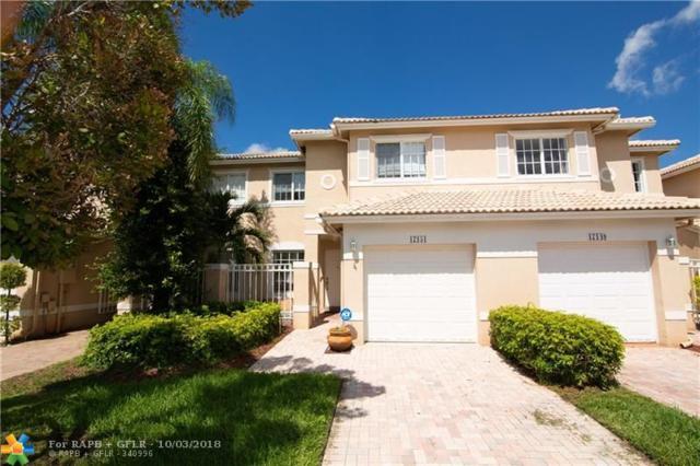 17151 NW 23rd St #17151, Pembroke Pines, FL 33028 (MLS #F10143807) :: Green Realty Properties