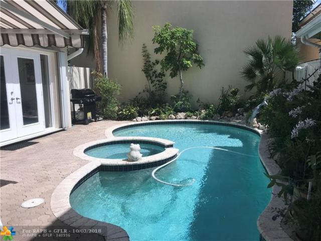 1035 Yellow Birch Ter, Hollywood, FL 33019 (MLS #F10143818) :: Green Realty Properties