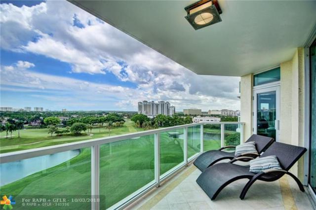 550 SE Mizner Blvd B-705, Boca Raton, FL 33432 (MLS #F10143824) :: Green Realty Properties