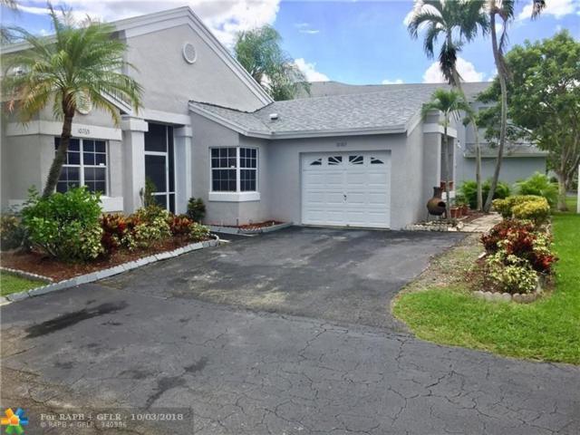 10765 Lago Welleby Dr, Sunrise, FL 33351 (MLS #F10143835) :: Green Realty Properties
