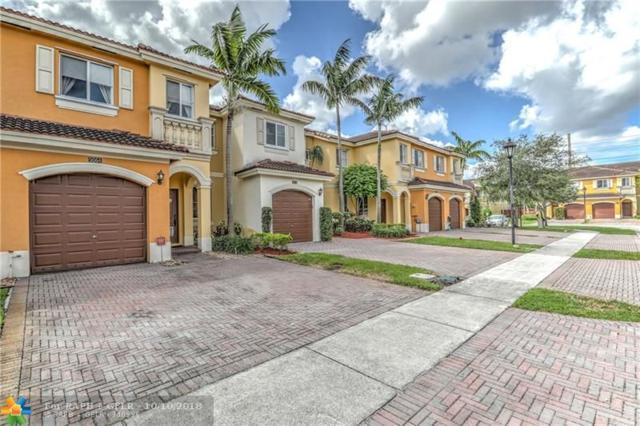9064 SW 17th Ct #9064, Miramar, FL 33025 (MLS #F10143854) :: Green Realty Properties