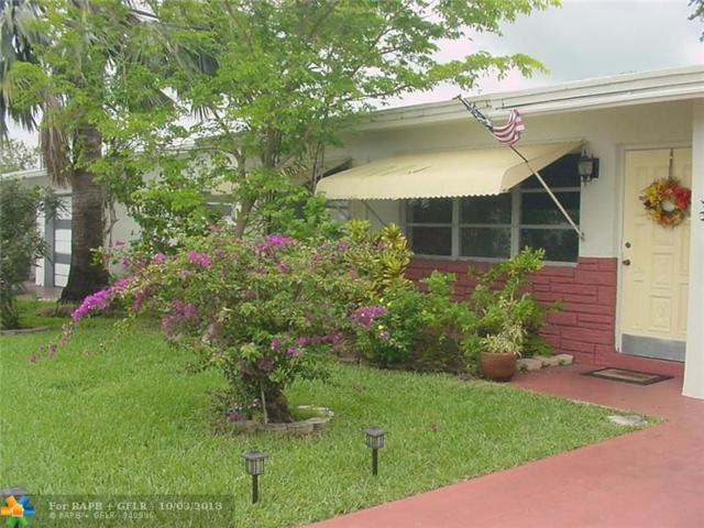 1465 NW 69 Ave, Margate, FL 33063 (MLS #F10143858) :: Green Realty Properties