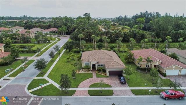 9123 Winterhaven Cir, Royal Palm Beach, FL 33411 (MLS #F10143882) :: Green Realty Properties