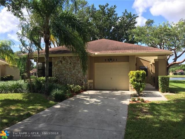 2521 Calamondin Cir, Coconut Creek, FL 33063 (MLS #F10143893) :: Green Realty Properties