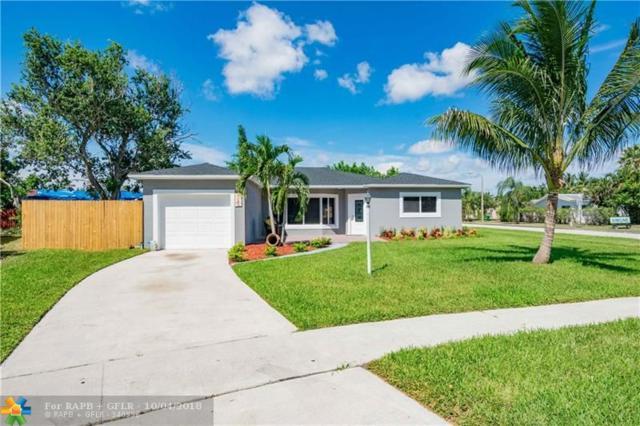 5100 SW 8th St, Margate, FL 33068 (MLS #F10143904) :: Green Realty Properties
